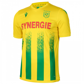 MAILLOT DOMICILE JUNIOR FC NANTES 20-21